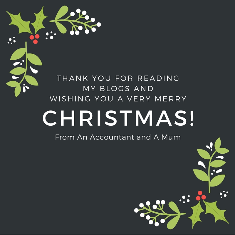From An Accountant and A Mum